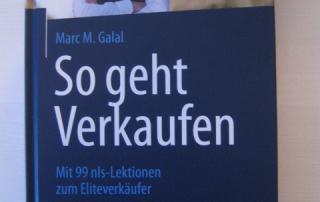So geht Verkaufen, Buchtipp, Marc Galal
